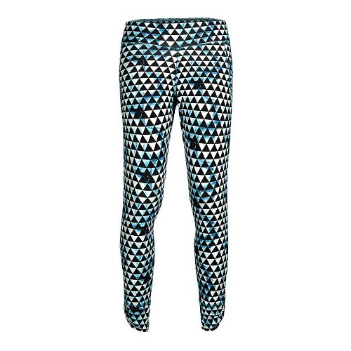 Womens Tasc Performance Bayou Booty 7/8 Tights & Leggings Pants - Marlin S