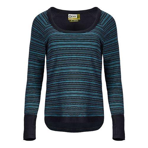 Women's Tasc Performance�Bywater High-Low Sweatshirt Print