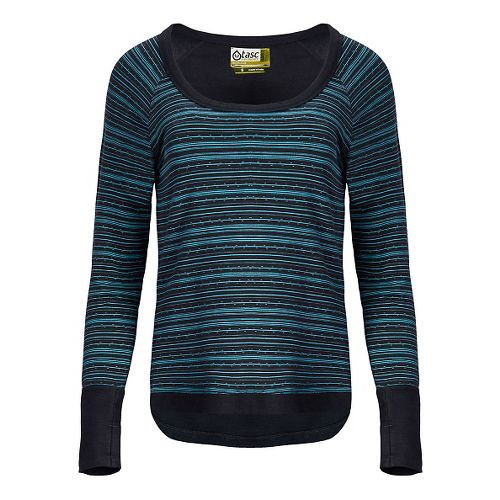 Women's Tasc Performance�Bywater High-Low Sweatshirt Print