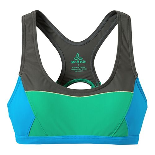 Womens Prana Isma Top Swim - Cool Green L