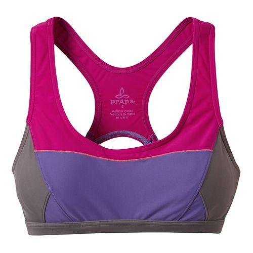 Womens Prana Isma Top Swim - Ultra Violet L