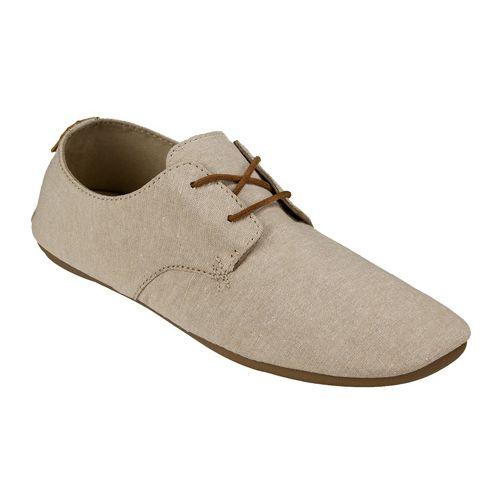 Womens Sanuk Bianca TX Casual Shoe - Natural Chambray 7.5