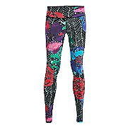 Womens Tasc Performance NOLA Printed Tights & Leggings Pants