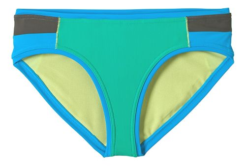 Womens Prana Milou Bottom Swim - Cool Green XL
