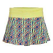 Womens Tasc Performance Rhythm Print Fitness Skirts