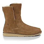 Womens Sanuk Drop Top Suede Casual Shoe