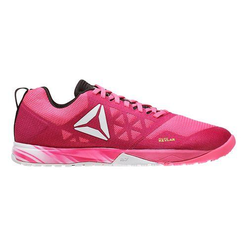 Mens Reebok CrossFit Nano 6.0 Cross Training Shoe - Pink 11.5
