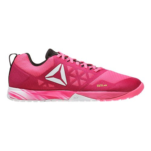 Mens Reebok CrossFit Nano 6.0 Cross Training Shoe - Pink 9.5