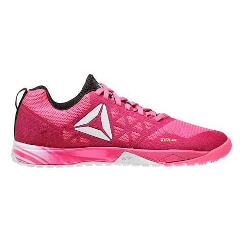 Womens Reebok CrossFit Nano 6.0 Cross Training Shoe - Pink 9.5