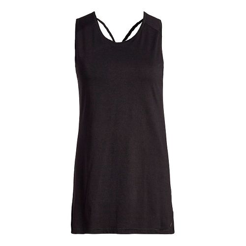 Womens Tasc Performance Tango Tunic Sleeveless & Tank Tops Technical Tops - Black S