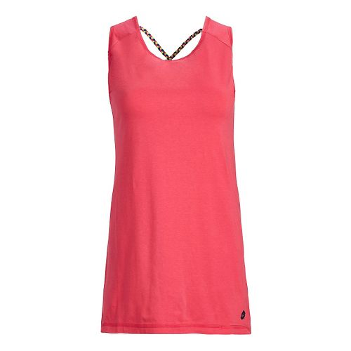 Womens Tasc Performance Tango Tunic Sleeveless & Tank Tops Technical Tops - Flamingo L