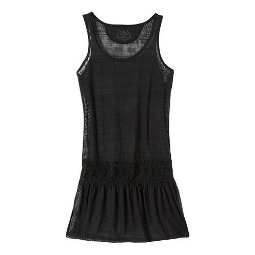 Womens Prana Zadie Dresses - Black M