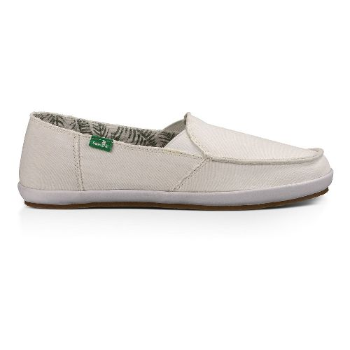 Womens Sanuk Overboard Casual Shoe - Off White 8.5