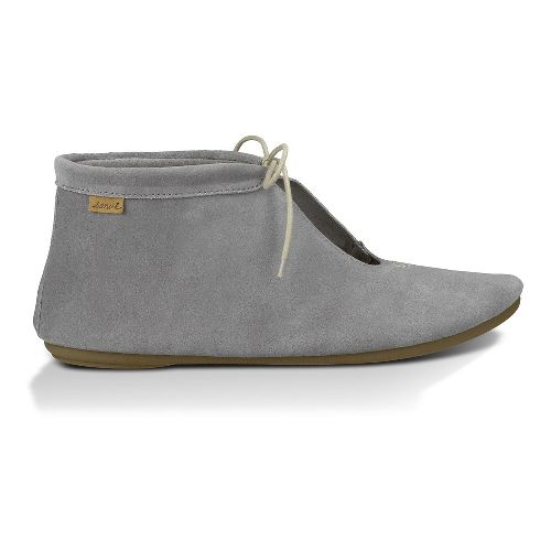Womens Sanuk Penelope Casual Shoe - Charcoal 7