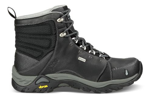 Womens Ahnu Montara Boot Waterproof Hiking Shoe - New Black 10