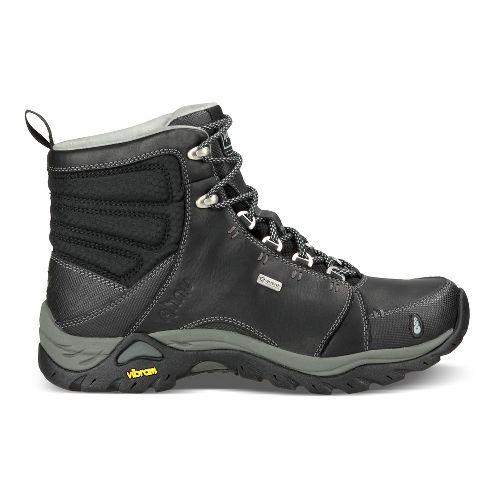 Womens Ahnu Montara Boot Waterproof Hiking Shoe - New Black 8.5
