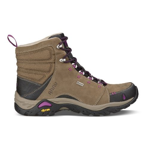 Womens Ahnu Montara Boot Waterproof Hiking Shoe - New Chocolate Chip 6.5