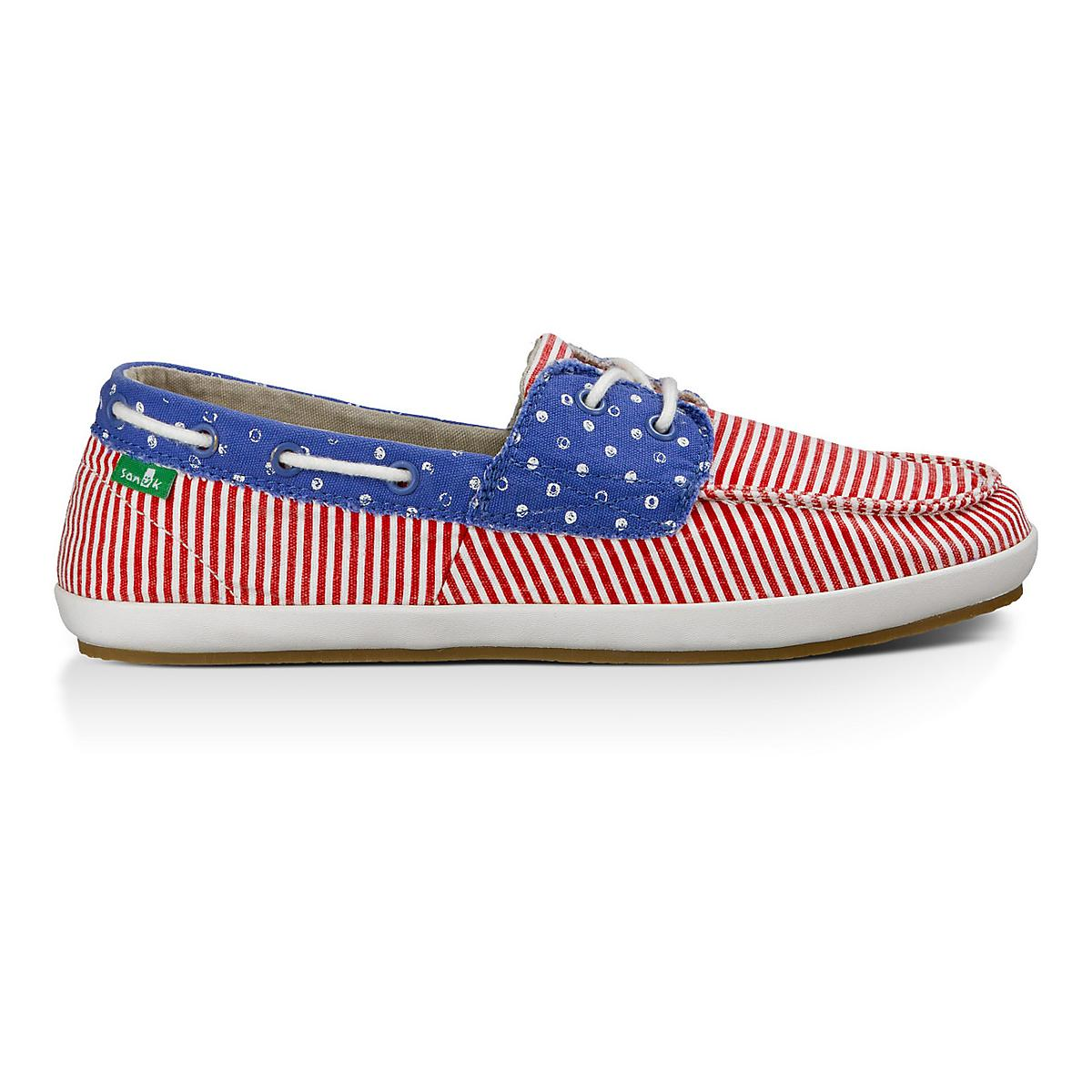 Women's Sanuk�Sailaway 2 Patriot