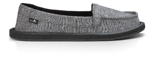 Womens Sanuk Shorty TX Casual Shoe - Charcoal Chambray 7