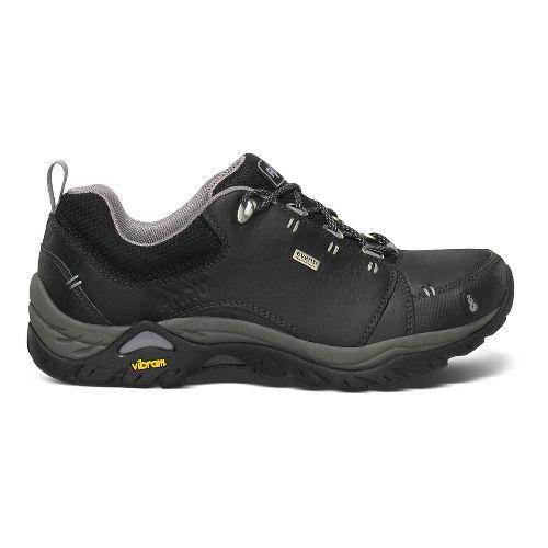 Womens Ahnu Montara II Waterproof Hiking Shoe - Black 6