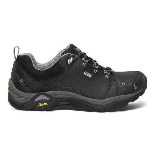 Womens Ahnu Montara II Waterproof Hiking Shoe - Black 9