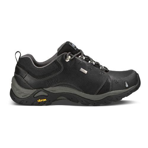 Womens Ahnu Montara II Waterproof Hiking Shoe - New Black 6.5