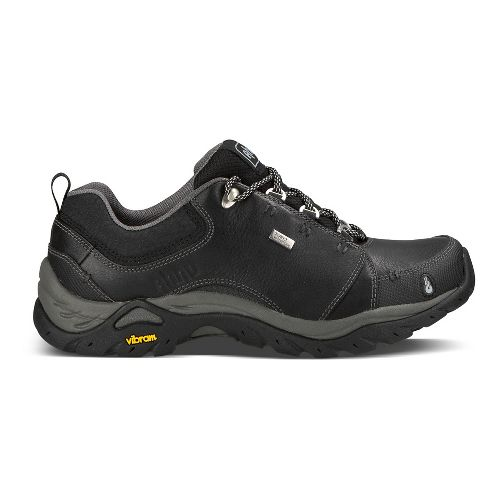 Womens Ahnu Montara II Waterproof Hiking Shoe - New Black 7.5