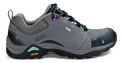 Womens Ahnu Montara II Waterproof Hiking Shoe - Mission Fig 6