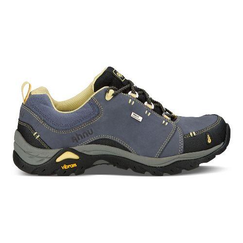 Womens Ahnu Montara II Waterproof Hiking Shoe - Winter Smoke 5.5