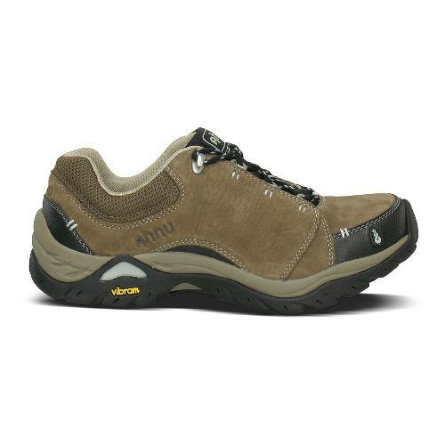 Womens Ahnu Montara II Waterproof Hiking Shoe - Chocolate Chip 5