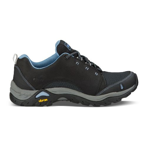 Womens Ahnu Montara Breeze Hiking Shoe - Black 6