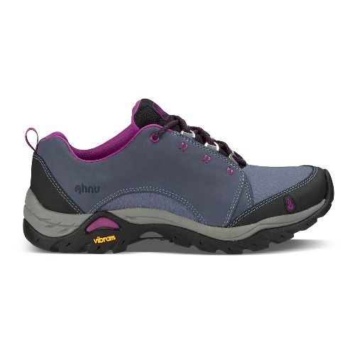 Womens Ahnu Montara Breeze Hiking Shoe - Winter Smoke 8.5
