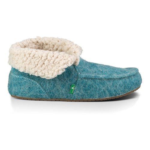 Womens Sanuk Slumbrrr Casual Shoe - Eggshell 8