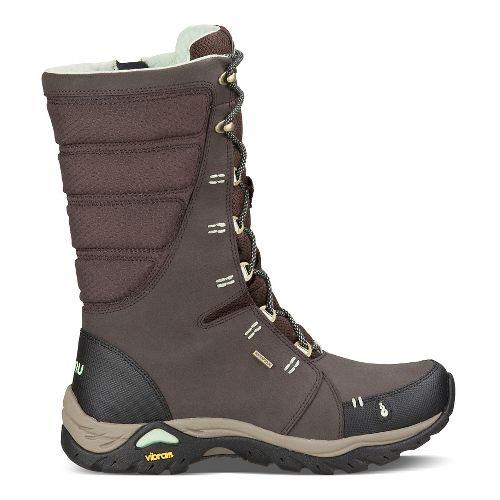 Womens Ahnu Northridge Hiking Shoe - Mulch 9.5