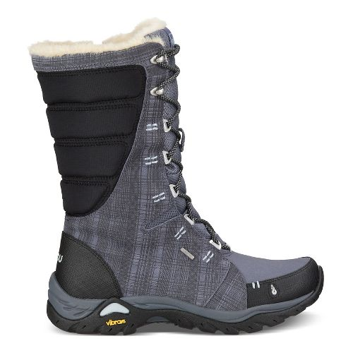 Womens Ahnu Northridge Hiking Shoe - Winter Smoke 10
