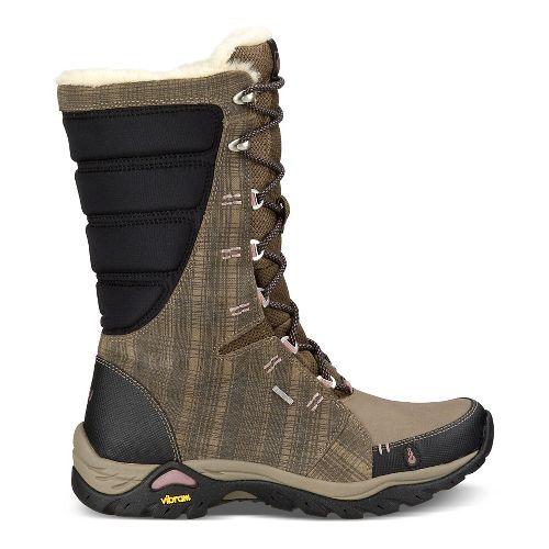 Womens Ahnu Northridge Hiking Shoe - Brindle 10.5