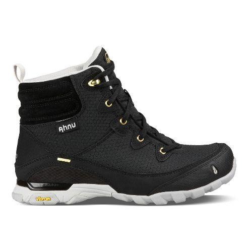 Womens Ahnu Sugarpine Boot Hiking Shoe - New Black 6