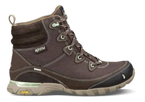 Womens Ahnu Sugarpine Boot Hiking Shoe - Mulch 10