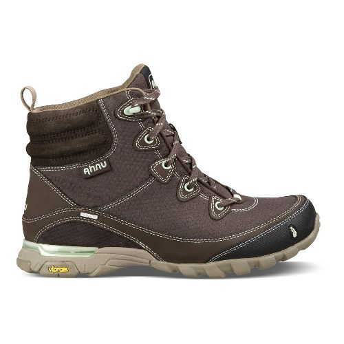 Womens Ahnu Sugarpine Boot Hiking Shoe - Mulch 5