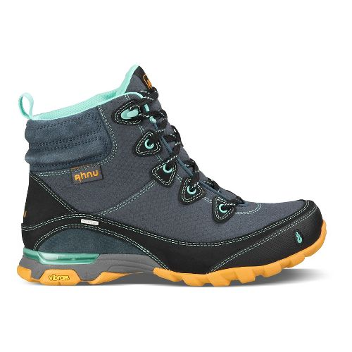 Womens Ahnu Sugarpine Boot Hiking Shoe - Dark Slate 10.5