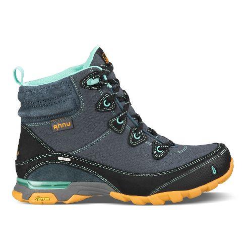 Womens Ahnu Sugarpine Boot Hiking Shoe - Dark Slate 5