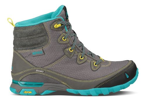 Womens Ahnu Sugarpine Boot Hiking Shoe - Dark Grey 7