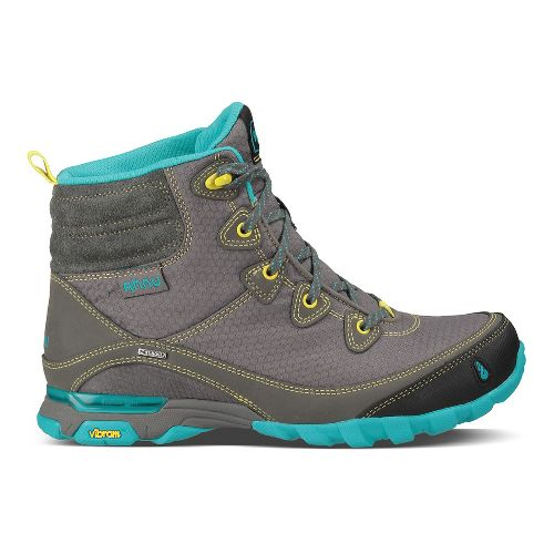 Womens Ahnu Sugarpine Boot Hiking Shoe - Dark Grey 10