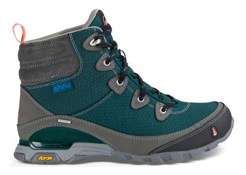 Womens Ahnu Sugarpine Boot Hiking Shoe - Muir Green 9