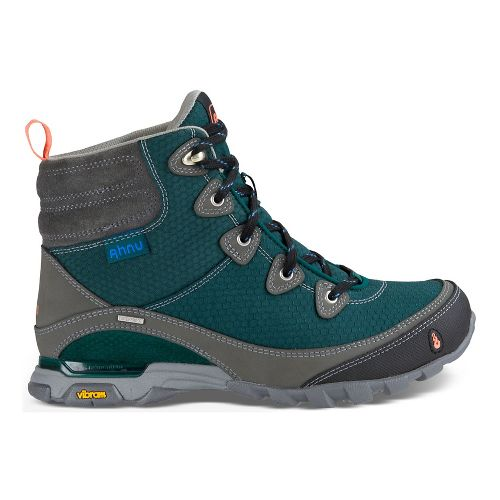 Womens Ahnu Sugarpine Boot Hiking Shoe - Muir Green 7.5