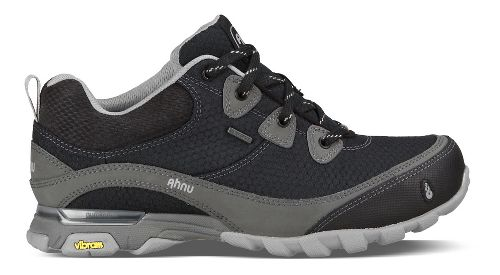 Womens Ahnu Sugarpine Hiking Shoe - New Black 6