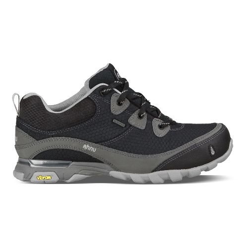 Womens Ahnu Sugarpine Hiking Shoe - New Black 6.5