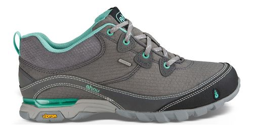 Womens Ahnu Sugarpine Hiking Shoe - New Dark Grey 5