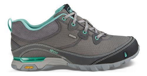 Womens Ahnu Sugarpine Hiking Shoe - New Dark Grey 8