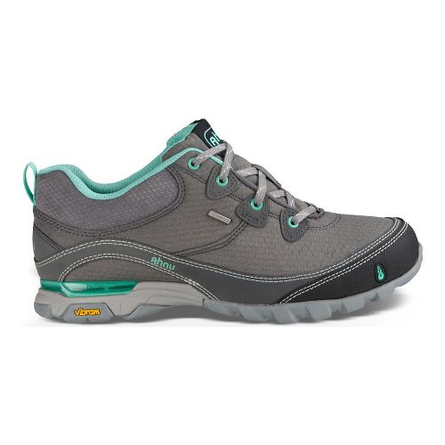Womens Ahnu Sugarpine Hiking Shoe - New Dark Grey 10.5